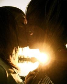 техника поцелуев