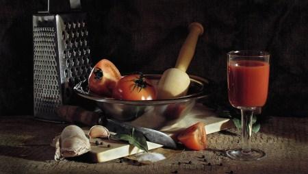 томатный сок от запоя